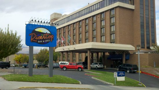 Coast Wenatchee Center Hotel: Welcome to our Hotel