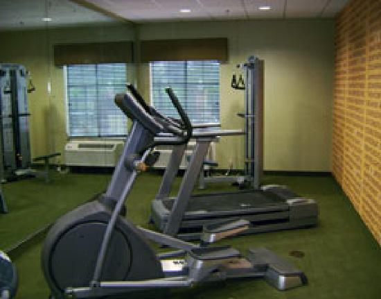 La Quinta Inn &amp; Suites Denham Springs / Baton Rouge: Fitness Center