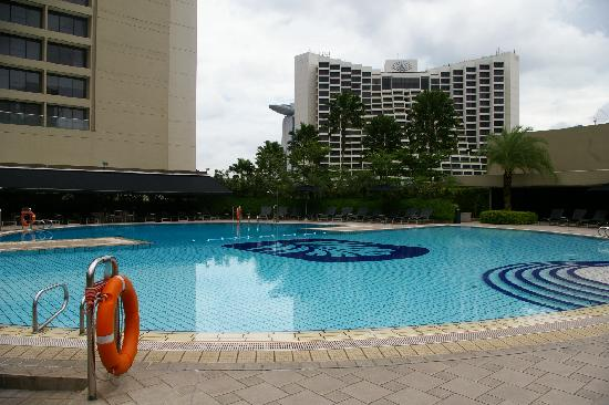 Pool picture of pan pacific singapore singapore for Pacific pools
