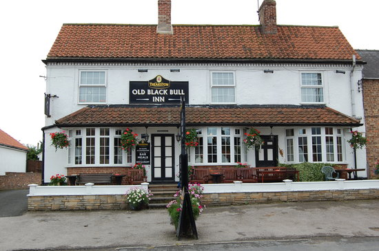 Old Black Bull