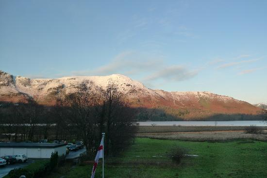 Borrowdale, UK: View from the room