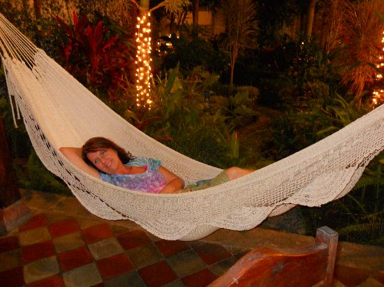 La Alcoba: Highly Recommend the Hammocks