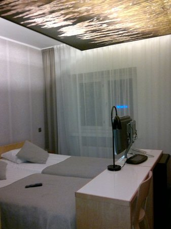 Helka Hotel: Bedroom