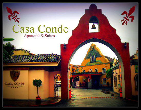 Casa Conde Apartotel & Suites San Jose