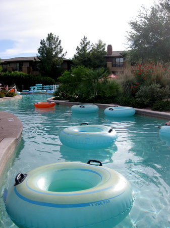 Westin Kierland Resort and Spa: The Lazy River