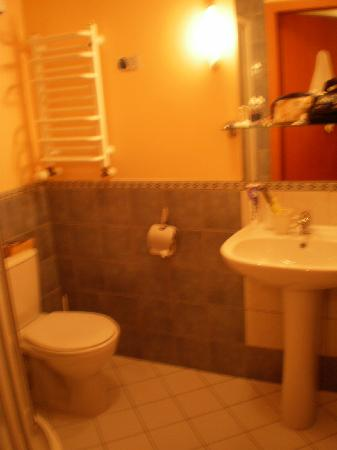 Villa Sedan: Bathroom