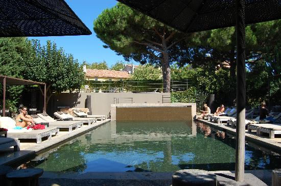 Hotel des Lices : the pool