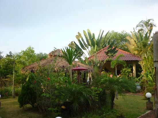 Mai Siam Resort: le jardin