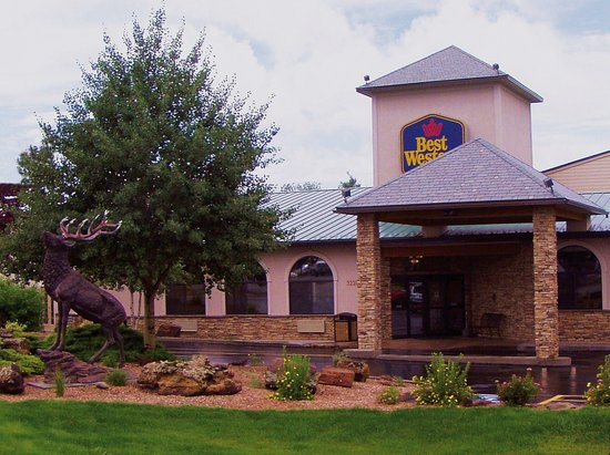 ‪BEST WESTERN Grande River Inn & Suites‬