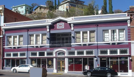Bisbee Grand Hotel - Street View