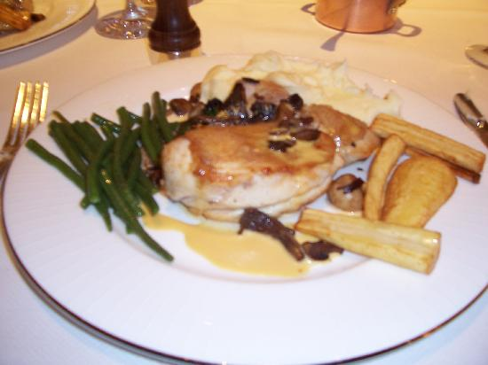 The Goring Restaurant: Main Course
