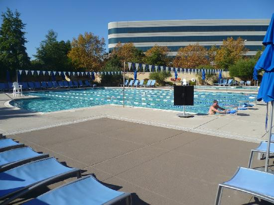 Renaissance ClubSport Walnut Creek Hotel: Pool - one of three pools