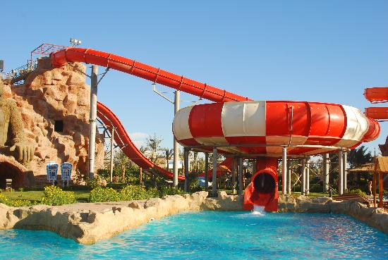 aqua park picture of aqua blu sharm sharm el sheikh tripadvisor. Black Bedroom Furniture Sets. Home Design Ideas