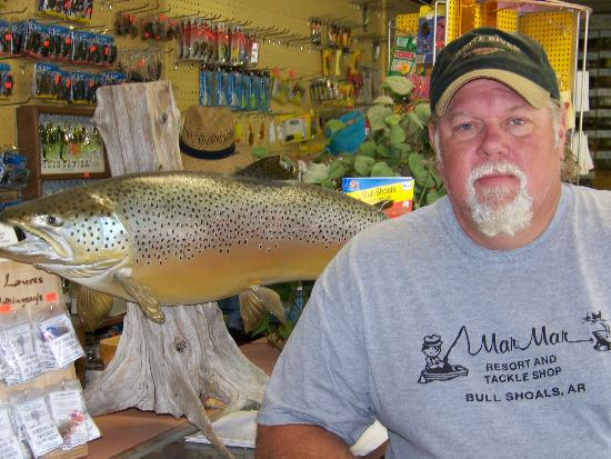 Mar-Mar Resort and Tackle Shop: Big Phil's Guide Services