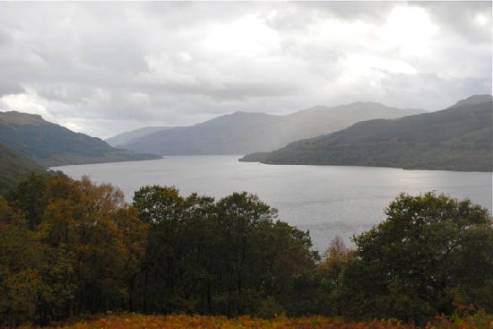 Loch Lomond and The Trossachs National Park, UK: Loch Lomond