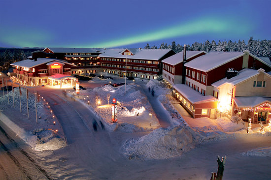 Hotel Hullu Poro (Crazy Reindeer)