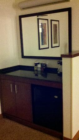 Hyatt Place Jackson/Ridgeland: Refrigerator