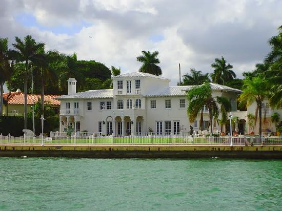 The House From Scarface Picture Of Miami Nice
