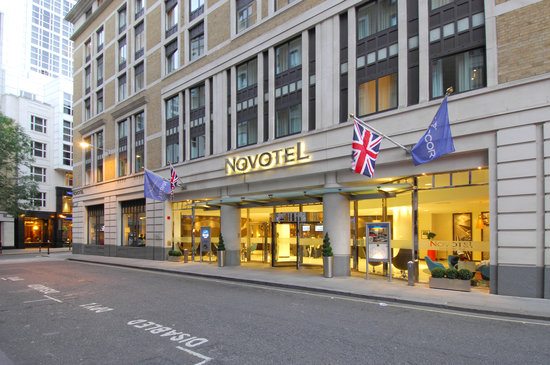 Novotel London Tower Bridge: HOTEL
