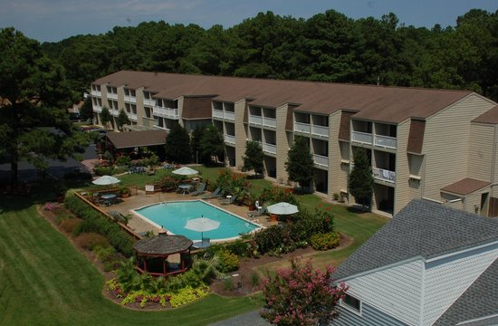 BEST WESTERN PLUS Chincoteague Island -- Elegance at Nature&#39;s Door!