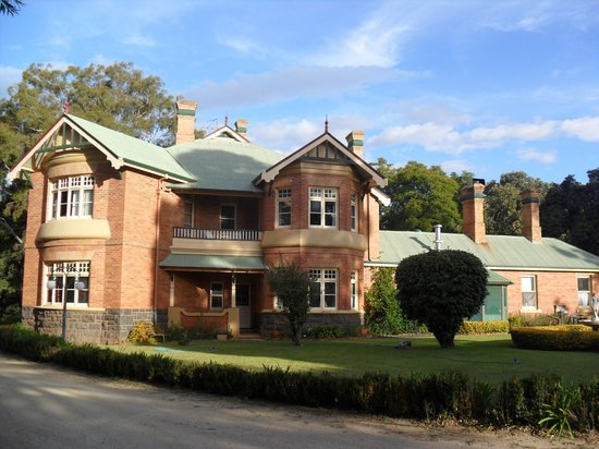 Blair Athol Estate