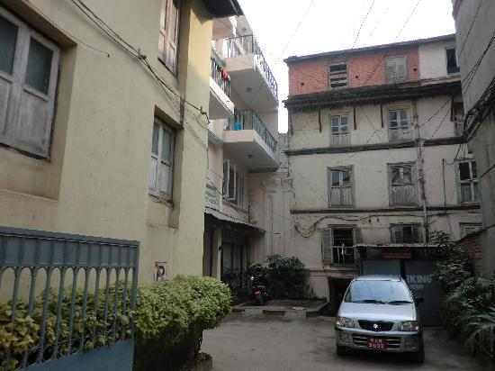 Kathmandu Madhuban Guest House: 