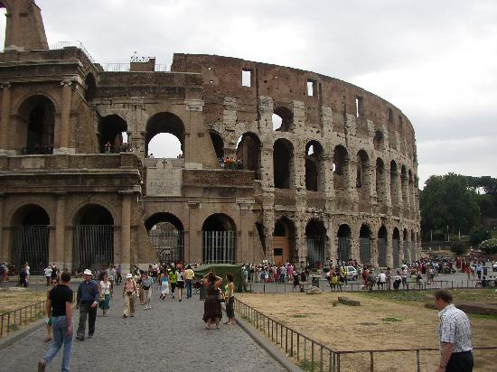 Photos of Colosseum (Colosseo), Rome