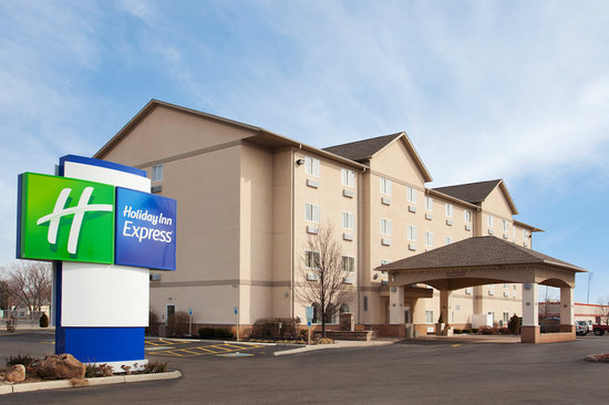 Holiday Inn Express Ohio State Fair/Expo Center: Hotel Exterior
