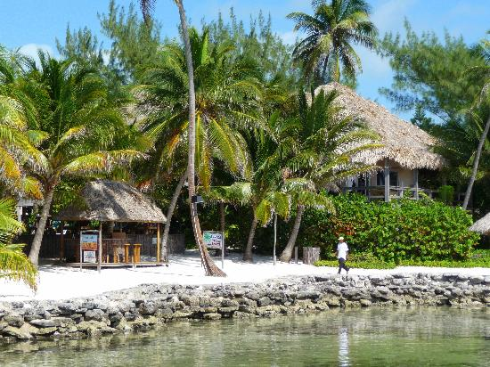 Xanadu Island Resort Belize: The tropical setting