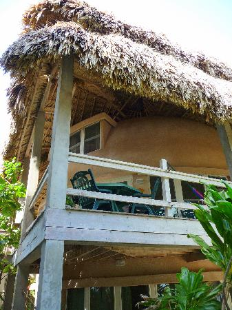 Xanadu Island Resort Belize: Geodesic delights