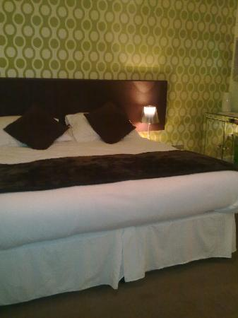 Abersoch, UK: Cinque - lovely room!!