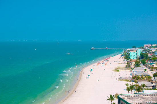 ‪‪Fort Myers‬, فلوريدا: Fort Myers Beach‬