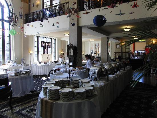 Hotel Bethlehem: Their famous Sunday Brunch