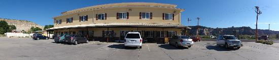 Escalante's Grand Staircase Bed & Breakfast Inn: Panorama