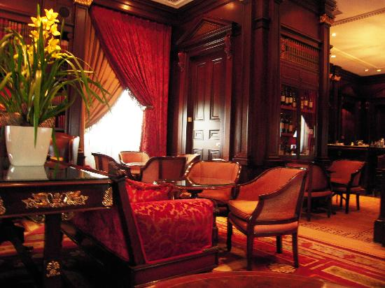 The Lanesborough, a St. Regis Hotel: The bar