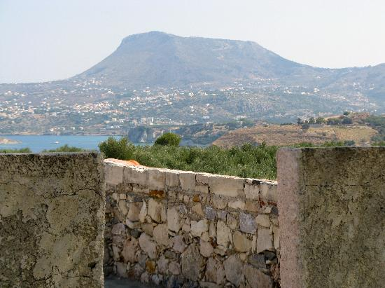 Kalyves, Grecia: View to the east