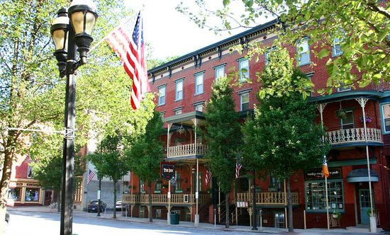 Inn at Jim Thorpe