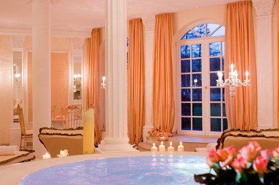 Bad Saarow, Allemagne : Der Wellness-Bereich der Villa Contessa