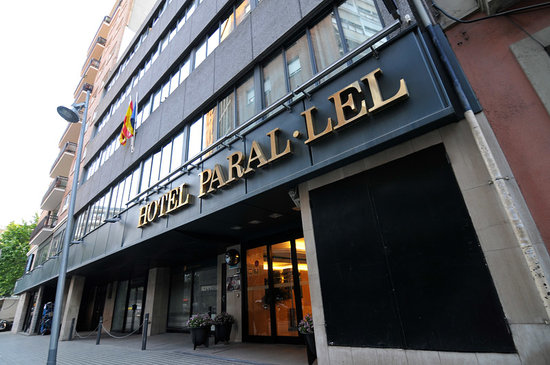 Hotel Paral.lel : Hotel Parallel Barcelona 