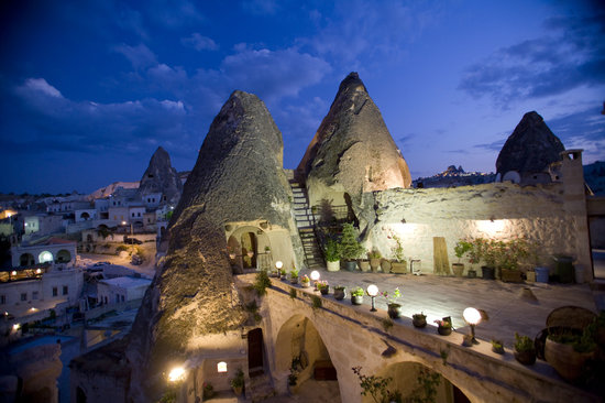 Kelebek Hotel and Pension: Kelebek Fairy Chimneys