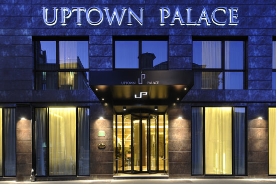 Uptown Palace MGallery Collection: Facade
