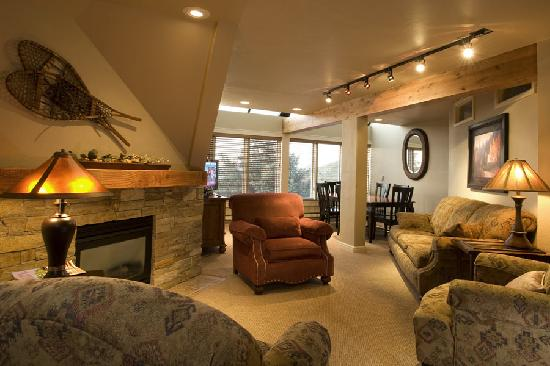 The Lodge at the Mountain Village: Living Room