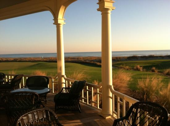 Drinks On The Porch Picture Of The Ryder Cup Bar At Ocean Course Clubhouse