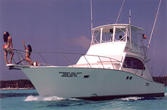 Update attraction details for Cancun fishing charters