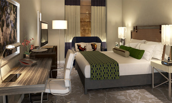 Hotel Palomar Philadelphia - a Kimpton Hotel: Deluxe Guestroom