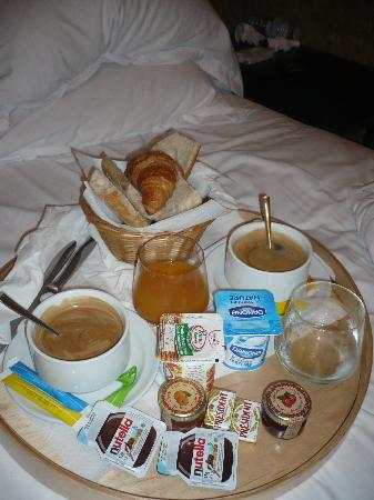 Hotel des Archives: Colazione