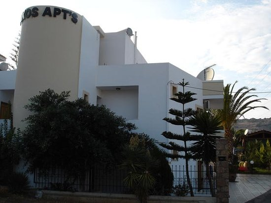 Nikos Apartments