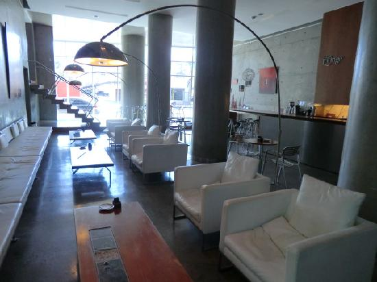 Design Suites Salta: the lounge