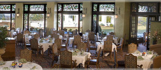 circular dining room the hotel hershey picture of the