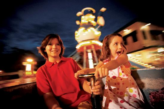 Kissimmee, FL: A day at one of Central Florida's amazing theme parks is a day like no other.